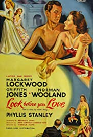 Look Before You Love Poster