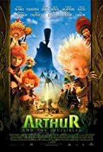 Primary image for Arthur and the Invisibles
