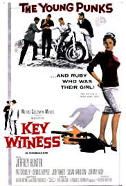 Key Witness (1960) Poster - Movie Forum, Cast, Reviews