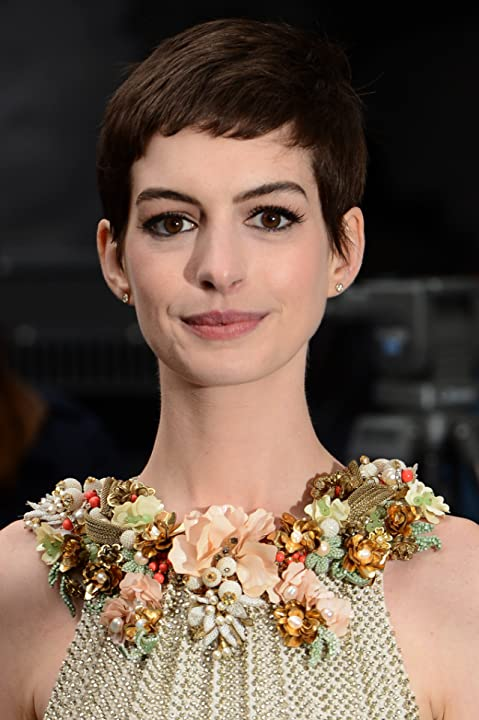 Anne Hathaway at The Dark Knight Rises (2012)
