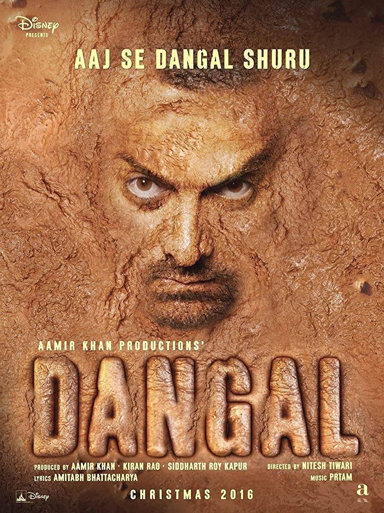 Dangal (2016) Hindi pDVDRip x264 AAC x264 [700MB]