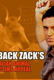 Outback Zack's Australian Animal Fire Victims Appeal Poster