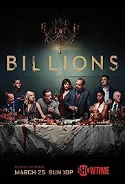 Billions Poster - TV Show Forum, Cast, Reviews