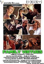 La virtud de la familia Poster