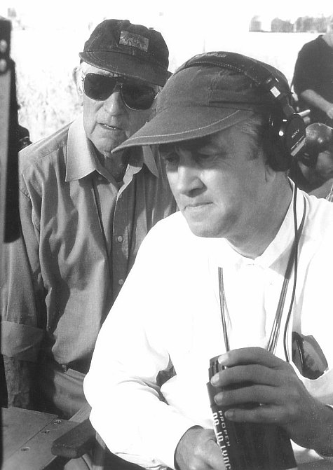 David Lynch and Freddie Francis in The Straight Story (1999)