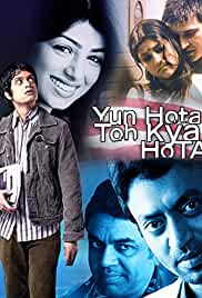 Yun Hota Toh Kya Hota 2006 Hindi Movie DVDRip 1.5GB AC3 mkv