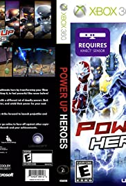 PowerUp Heroes Poster