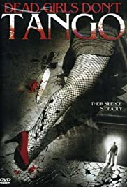Dead Girls Don't Tango Poster