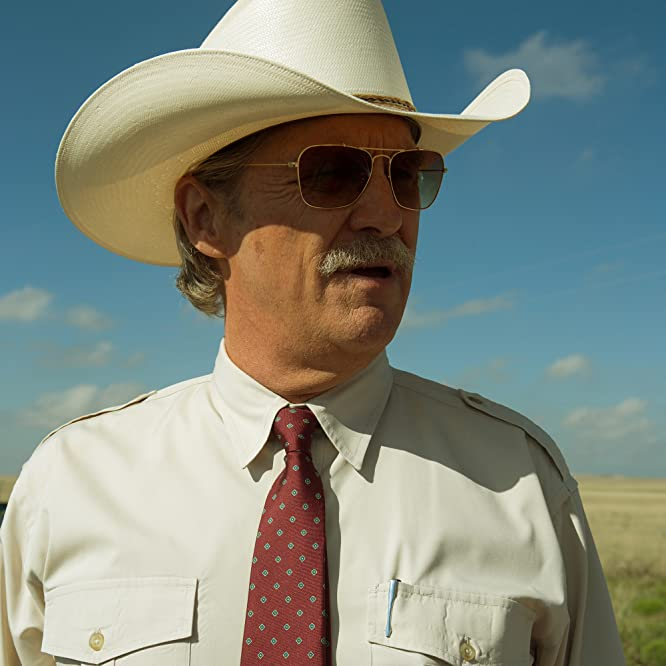 Jeff Bridges in Hell or High Water (2016)