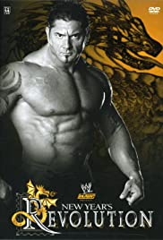WWE New Year's Revolution (2005) Poster - TV Show Forum, Cast, Reviews