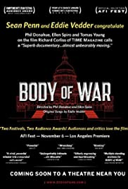 Body of War (2007) Poster - Movie Forum, Cast, Reviews