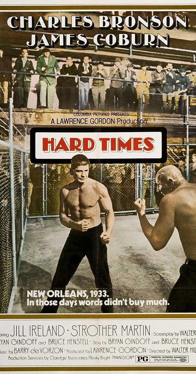 Sunkūs laikai / Hard Times (1975) Online
