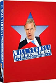 Will Ferrell: You're Welcome America - A Final Night with George W Bush Poster