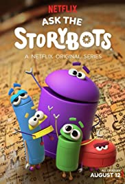 Ask the StoryBots Poster - TV Show Forum, Cast, Reviews