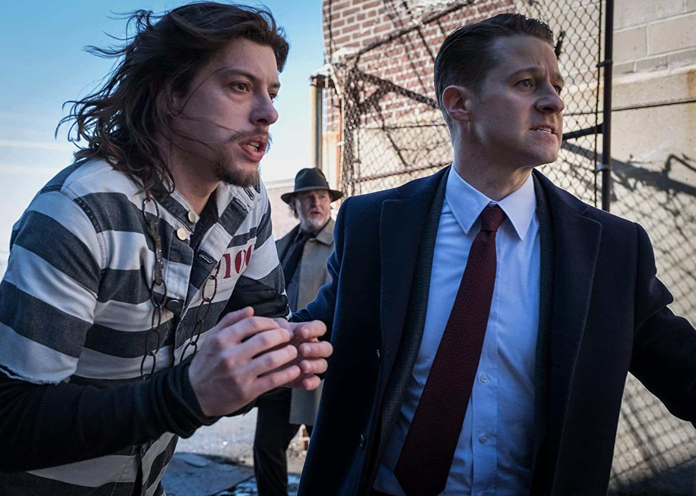 Gotham S03E11 – Mad City: Beware the Green-Eyed Monster