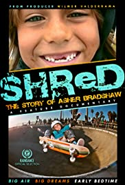 SHReD: The Story of Asher Bradshaw Poster