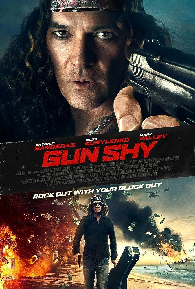 Nonton Gun Shy (2017) Sub Indonesia