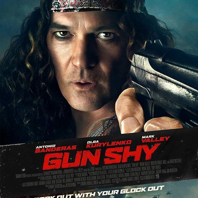 Antonio Banderas in Gun Shy (2017)
