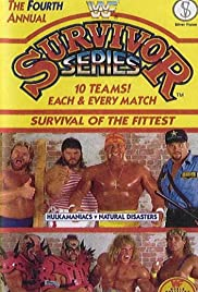 Survivor Series (1990) Poster - TV Show Forum, Cast, Reviews