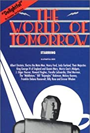 The World of Tomorrow Poster