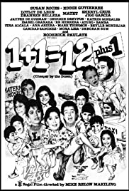 1 + 1 = 12 + 1 Poster