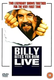 Billy Connolly: Billy Bites Yer Bum Live (1981) Poster - Movie Forum, Cast, Reviews