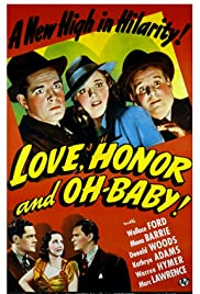 Love, Honor and Oh-Baby! Poster