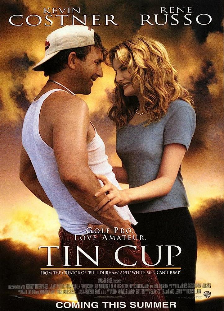 Skardinis puodelis / Tin Cup (1996)