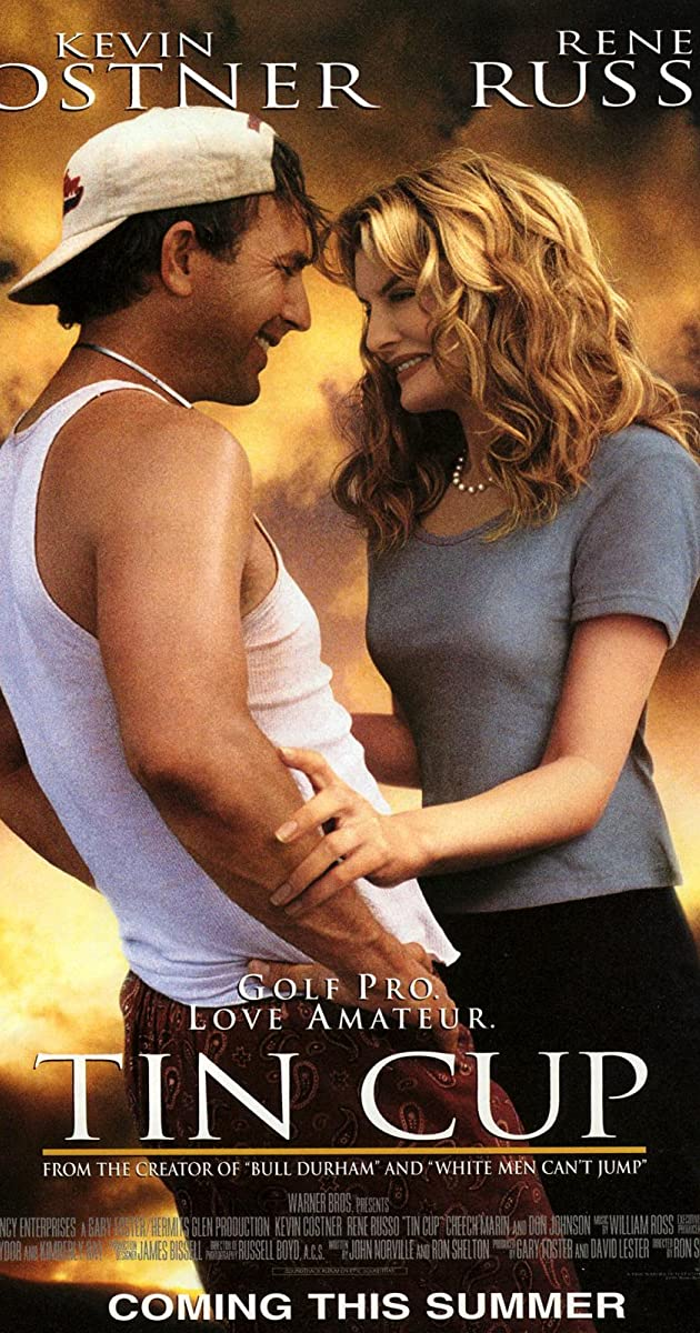 Skardinis puodelis / Tin Cup (1996) Online
