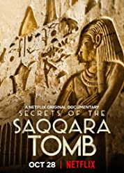 Secrets of the Saqqara Tomb (2020) poster
