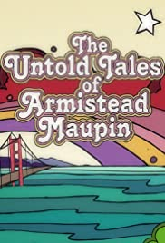 The Untold Tales of Armistead Maupin Poster