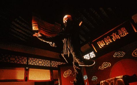Donnie Yen in Iron Monkey (1993)