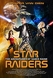 Star Raiders: The Adventures of Saber Raine Poster