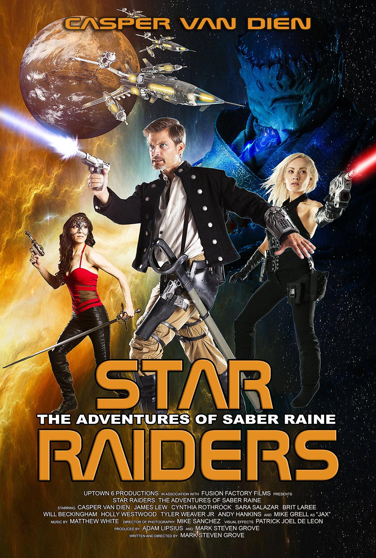 image Star Raiders: The Adventures of Saber Raine Watch Full Movie Free Online
