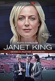 Janet King Poster - TV Show Forum, Cast, Reviews