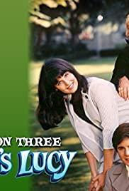 Lucy Meets the Burtons Poster