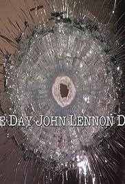 The Day John Lennon Died Poster