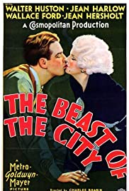 The Beast of the City Poster