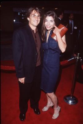Laura San Giacomo and Matt Adler at Out of Sight (1998)