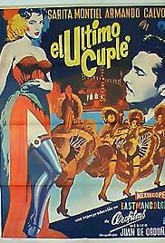 El último cuplé(1957) Poster - Movie Forum, Cast, Reviews