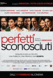 Perfetti sconosciuti (2016) Poster - Movie Forum, Cast, Reviews