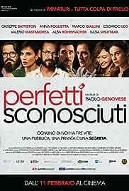 Perfetti Sconosciuti (Perfect Strangers) Locandina del film