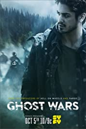 Ghost Wars - Season 1 poster