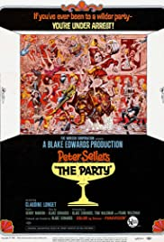 The Party (1968) Poster - Movie Forum, Cast, Reviews
