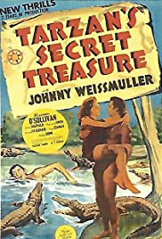 Tarzan's Secret Treasure Poster