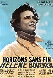 Horizons sans fin Poster
