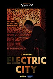 Electric City Poster - TV Show Forum, Cast, Reviews