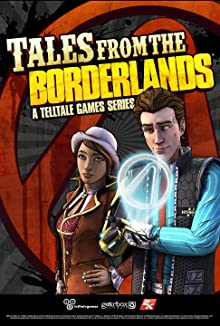 Poster Tales from the Borderlands: A Telltale Games Series
