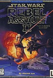 Star Wars: Rebel Assault II - the Hidden Empire Poster