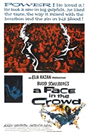 A Face in the Crowd(1957) Poster - Movie Forum, Cast, Reviews